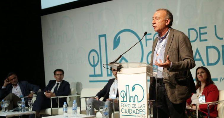 Antoni Poveda Participa Como Ponente En El Foro De Las Ciudades De Madrid