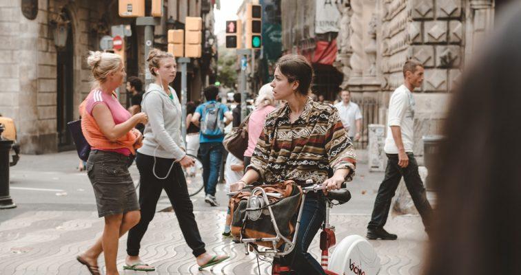 Las Mujeres Impulsan El Uso De La Bicicleta En España – (ECF)